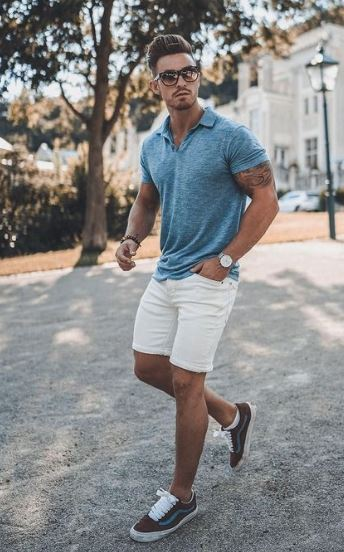 What to wear on a casual first date in summer guys